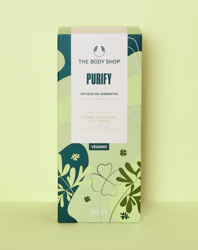 THE BODY SHOP DIFUSOR PURIFY - 160ML