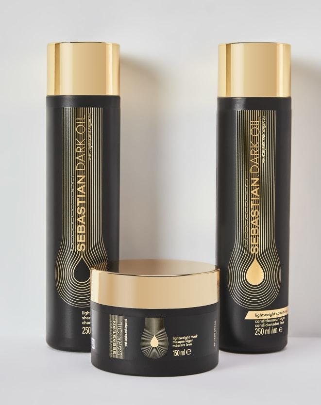 SEBASTIAN PROFESSIONAL SHAMPOO DARK OIL - 250ML