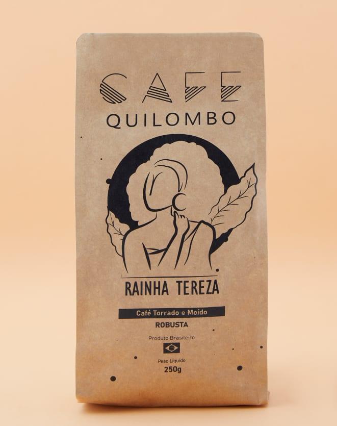 CAFÉ QUILOMBO RAINHA TEREZA - 250G