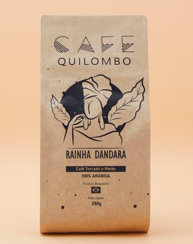 CAFÉ QUILOMBO RAINHA DANDARA - 250G