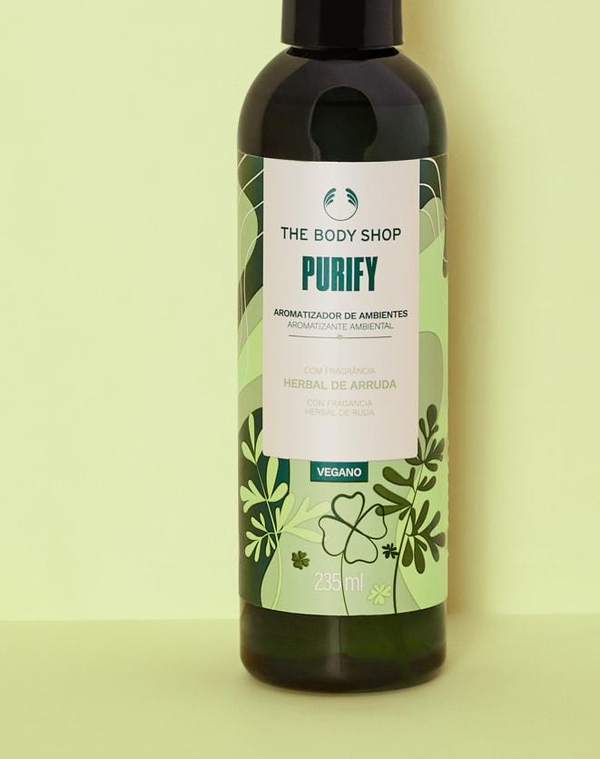 THE BODY SHOP PURIFY AROMATIZADOR - 235ML