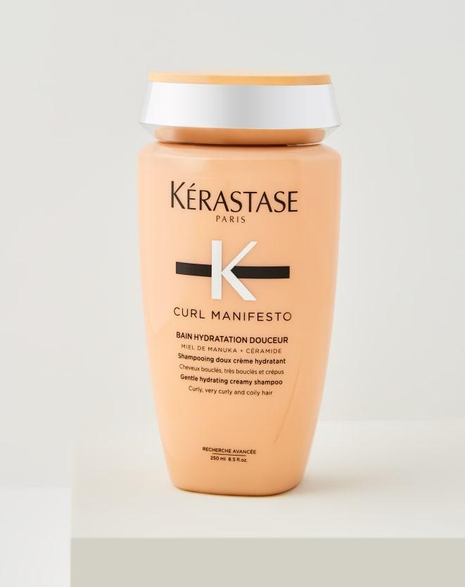 KÉRASTASE SHAMPOO NOURISSANT BAIN CURL MANIFESTO - 250ML