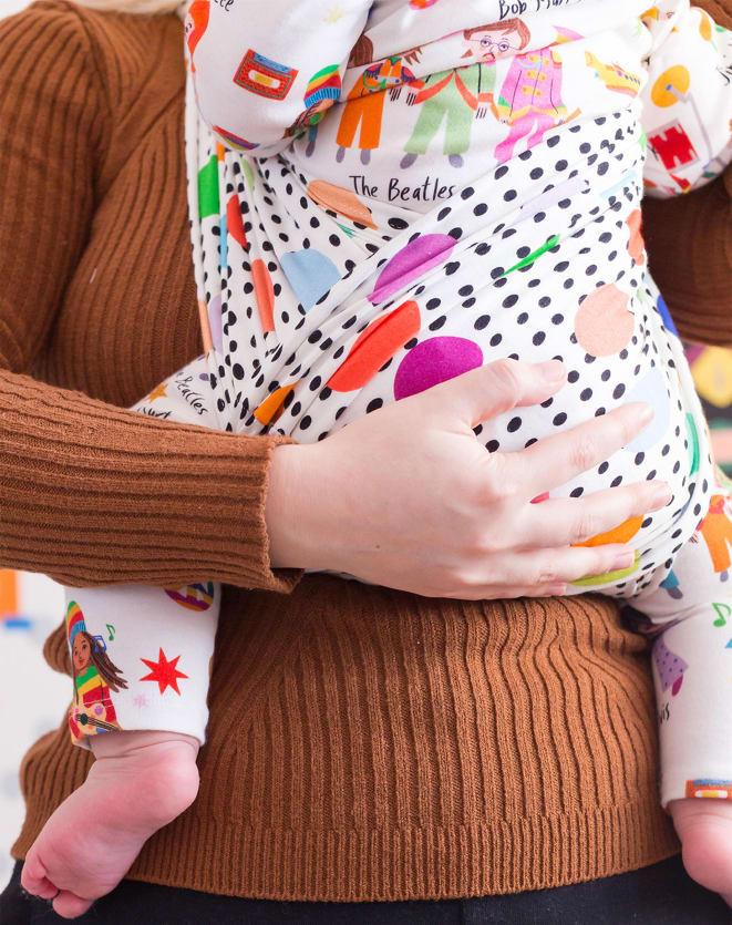 MOOUI SLING INFANTIL