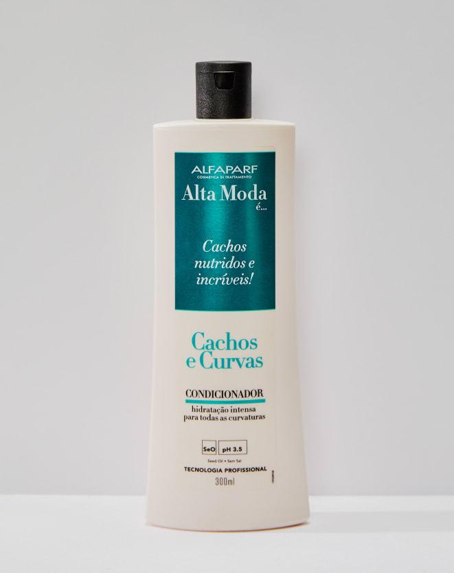 ALFAPARF ALTAMODA CONDICIONADOR CACHOS E CURVAS ALTA MODA - 300ML