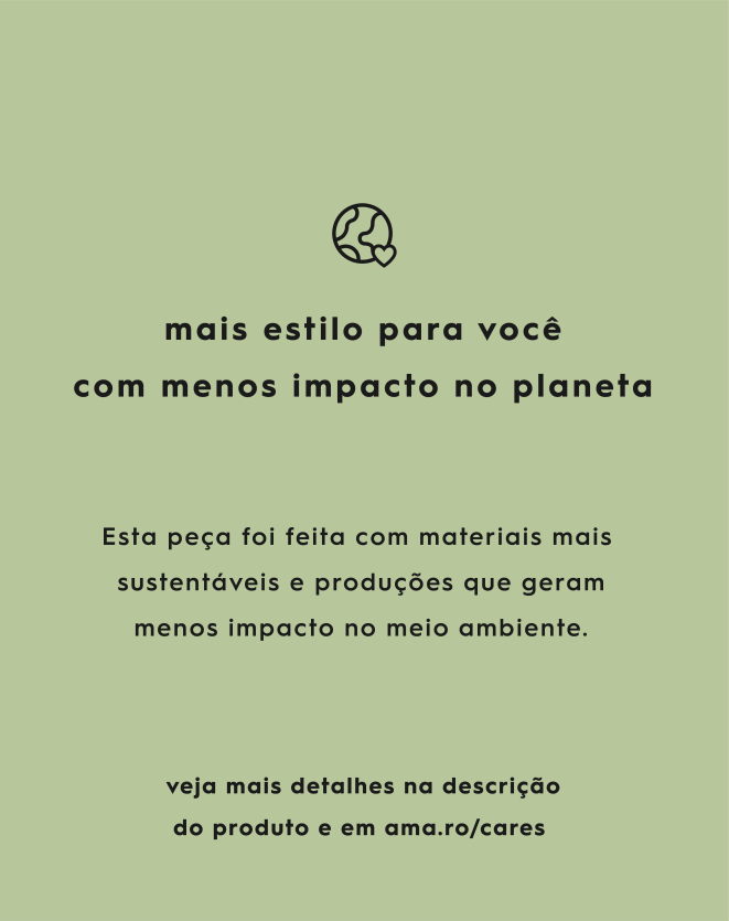 CALÇA PANTACOURT ZÍPER FRONTAL