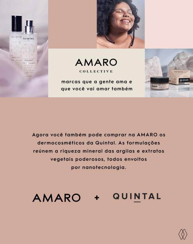QUINTAL ESPUMA DEMAQUILANTE DE LIMPEZA PROFUNDA 100ML