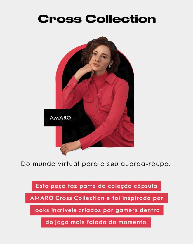 CALÇA JEANS SLOUCHY PREGA BARRA