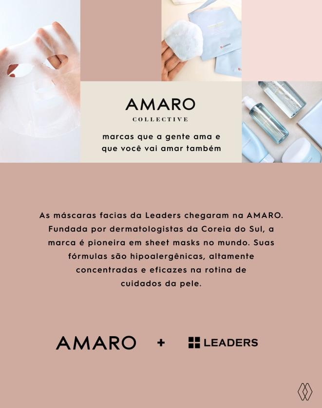 LEADERS CLEANSER PARA LIMPEZA FACIAL - 150ML