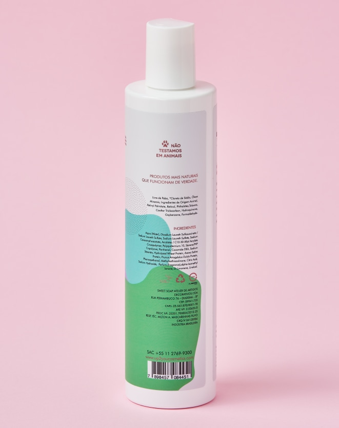 UP2YOU SHAMPOO LEVE E FRESCO - 320ML