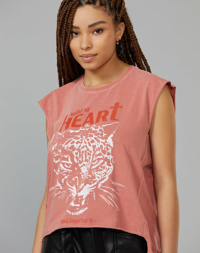 T-SHIRT WILD AT HEART