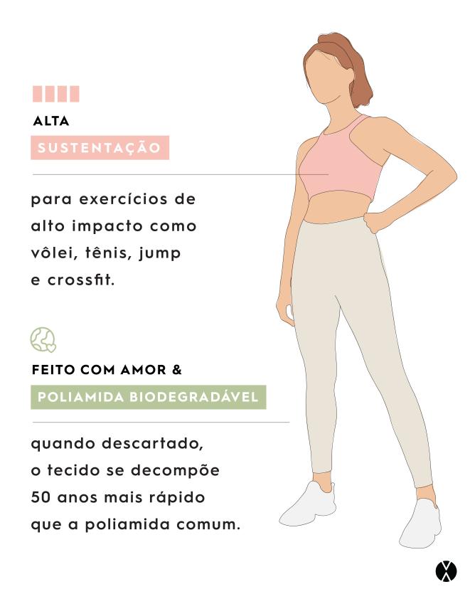 TOP ESPORTIVO ALÇAS CRUZADAS
