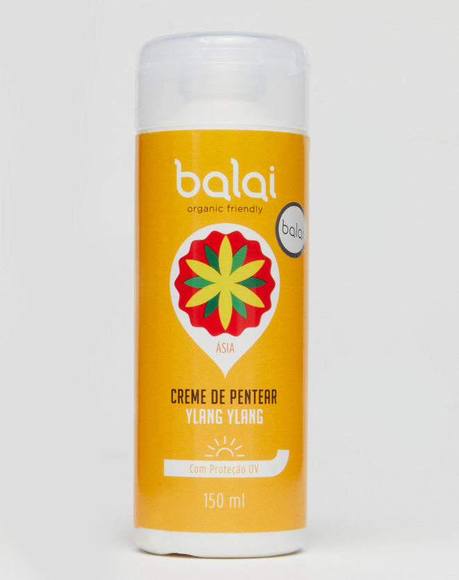 BALAI CREME DE PENTEAR VEGANO - 150ML