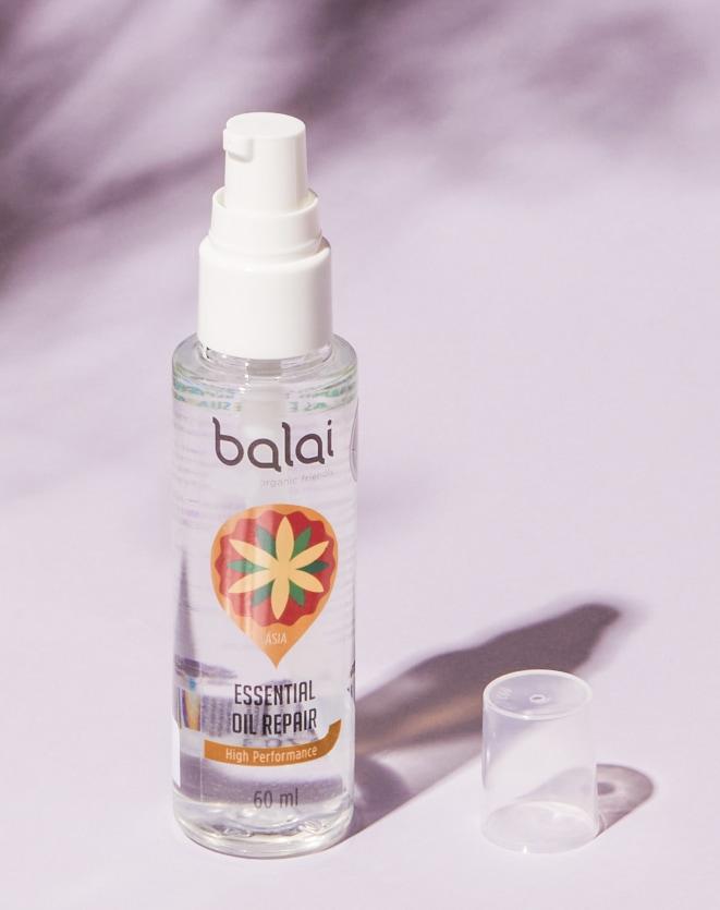 BALAI REPARADOR ESSENTIAL OIL REPAIR VEGANO - 60ML