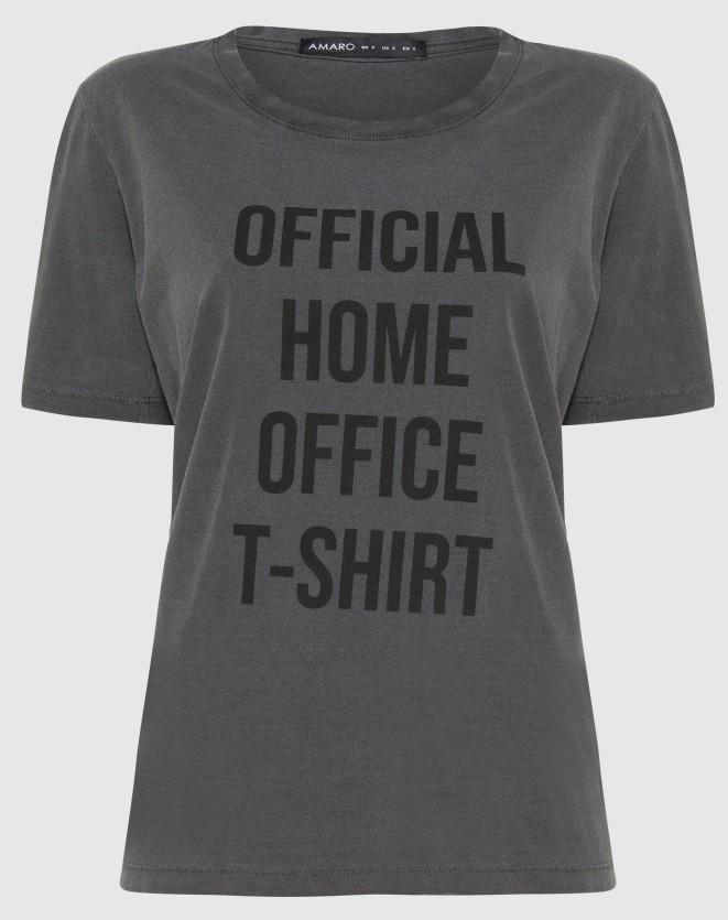 T-SHIRT REGULAR OFFICIAL HOME OFFICE