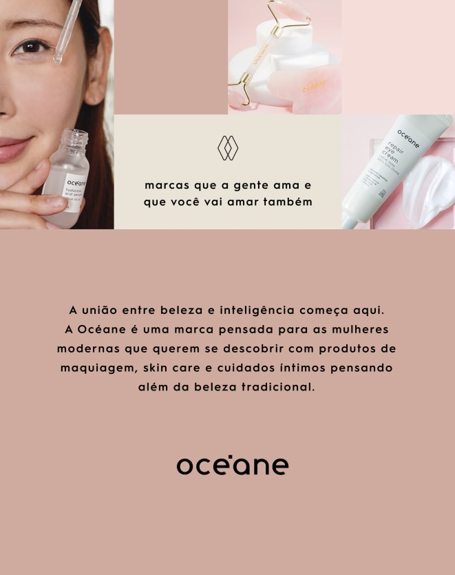 OCEANE BRILHO LABIAL - LIP GLOSS
