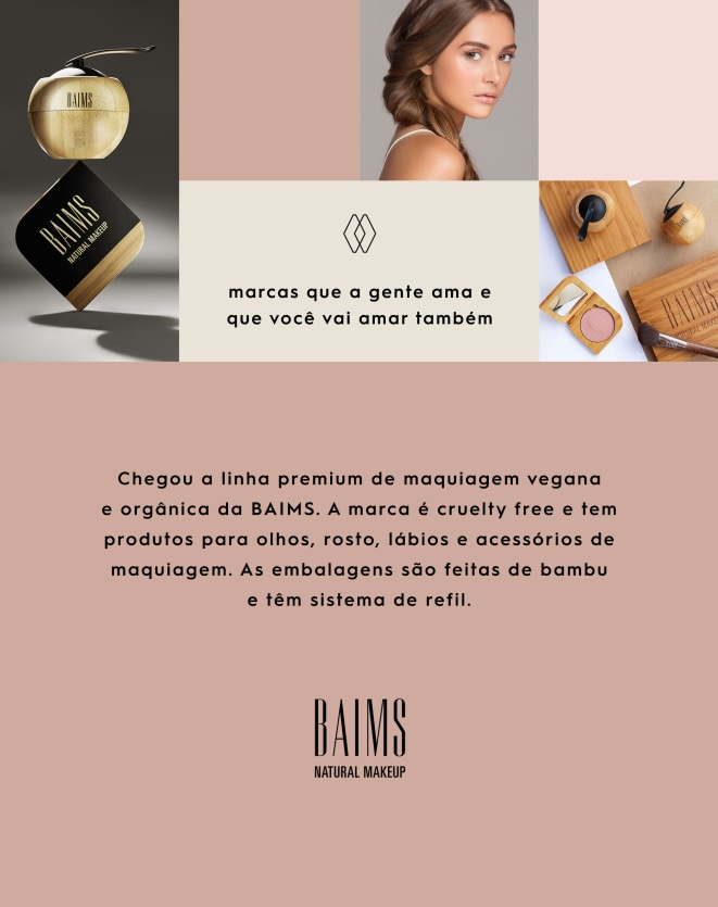 BAIMS MÁSCARA PARA CÍLIOS ALL IN ONE