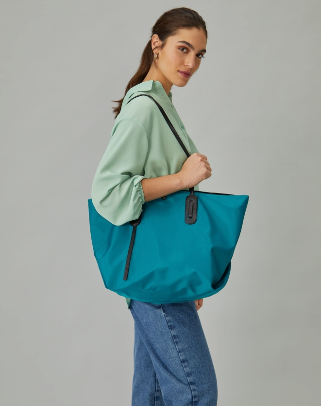 SHOPPING BAG DE NYLON